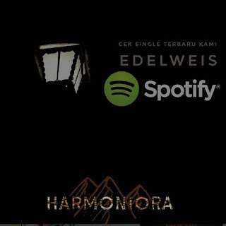 Single 2018: Harmoniora - Edelweis