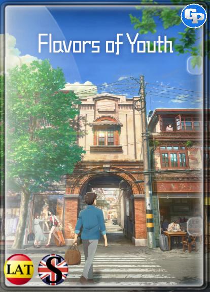 Shiki Oriori: Sabores de la Juventud (2018) HD 720P LATINO/INGLES/JAPONES