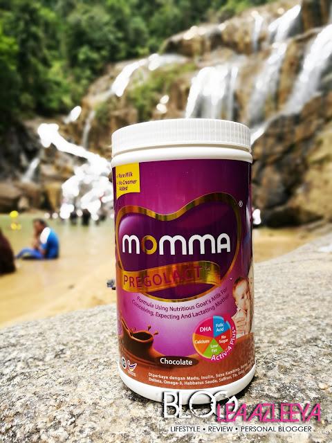 MOMMA® Pregolact™ | Susu Bernutrisi Pilihan Ibu Hamil Dan Menyusu