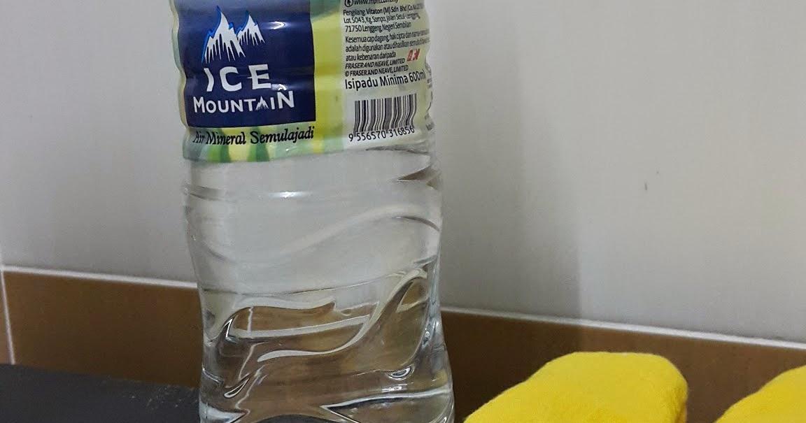 Tips Minum 2 Liter Air Masak Semasa Berpuasa di Bulan Ramadhan