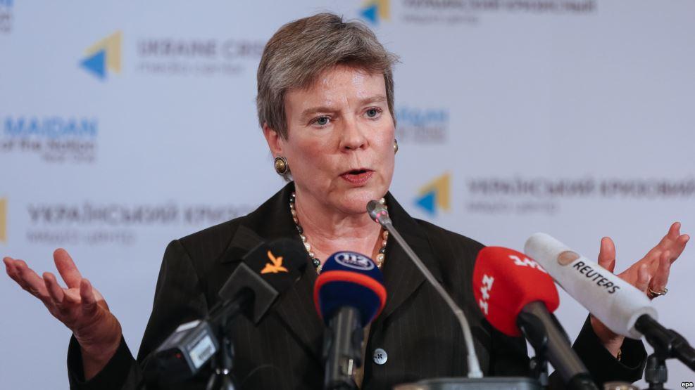 """""""Продолжим сотрудничество по Сирии и Украине"""", - госсекретарь США Тиллерсон провел встречу с еврокомиссаром Могерини - Цензор.НЕТ 7031"""