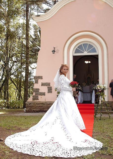 Casamento Ana  Maria Brogliato e Marcio Muniz Nascimento