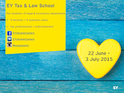 EY Tax & Law School