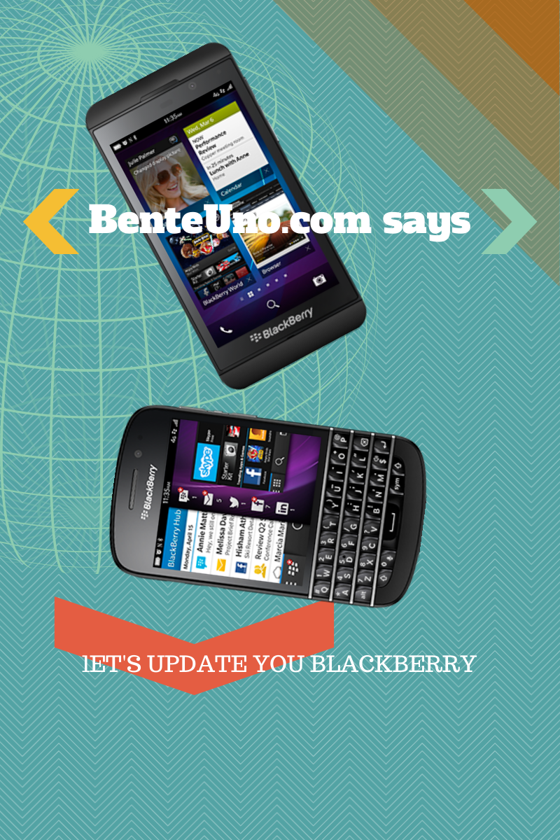 Blackberry OS 10.2.1 update