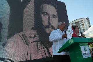 Fidel Castro Adına Park Açıldı - Cevat Kulaksız