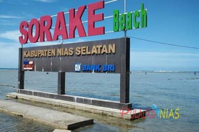 Pantai Sorake, Nias Selatan