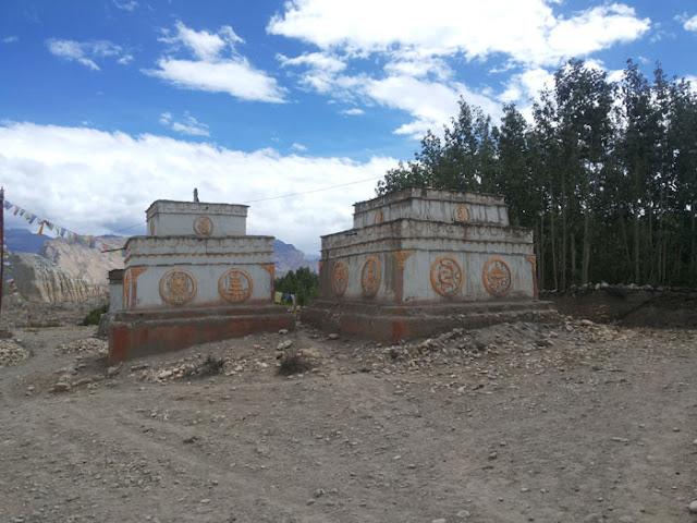 mustang trek Nepal