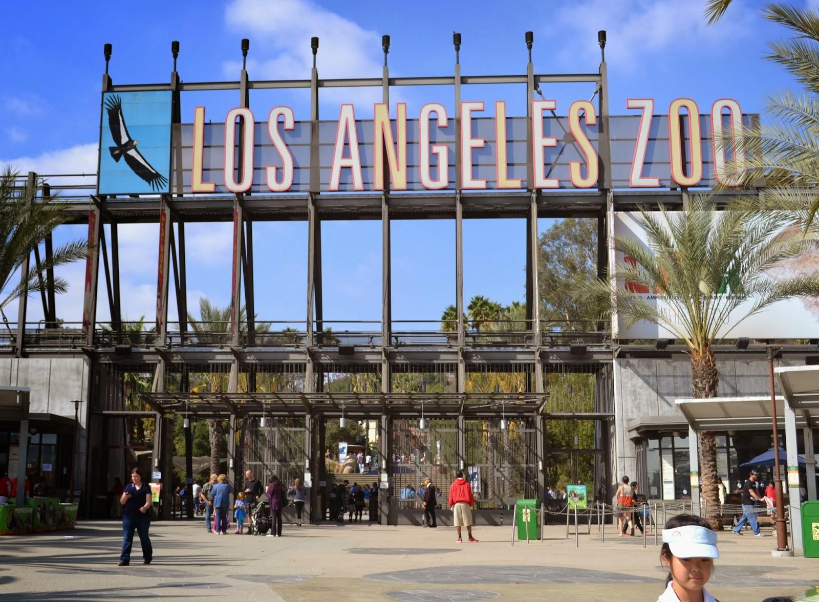 Zoo in Los Angeles, CA