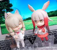 "Imágenes del Nendoroid Toki de la serie ""Kemono Friends"" - Good Smile Company"
