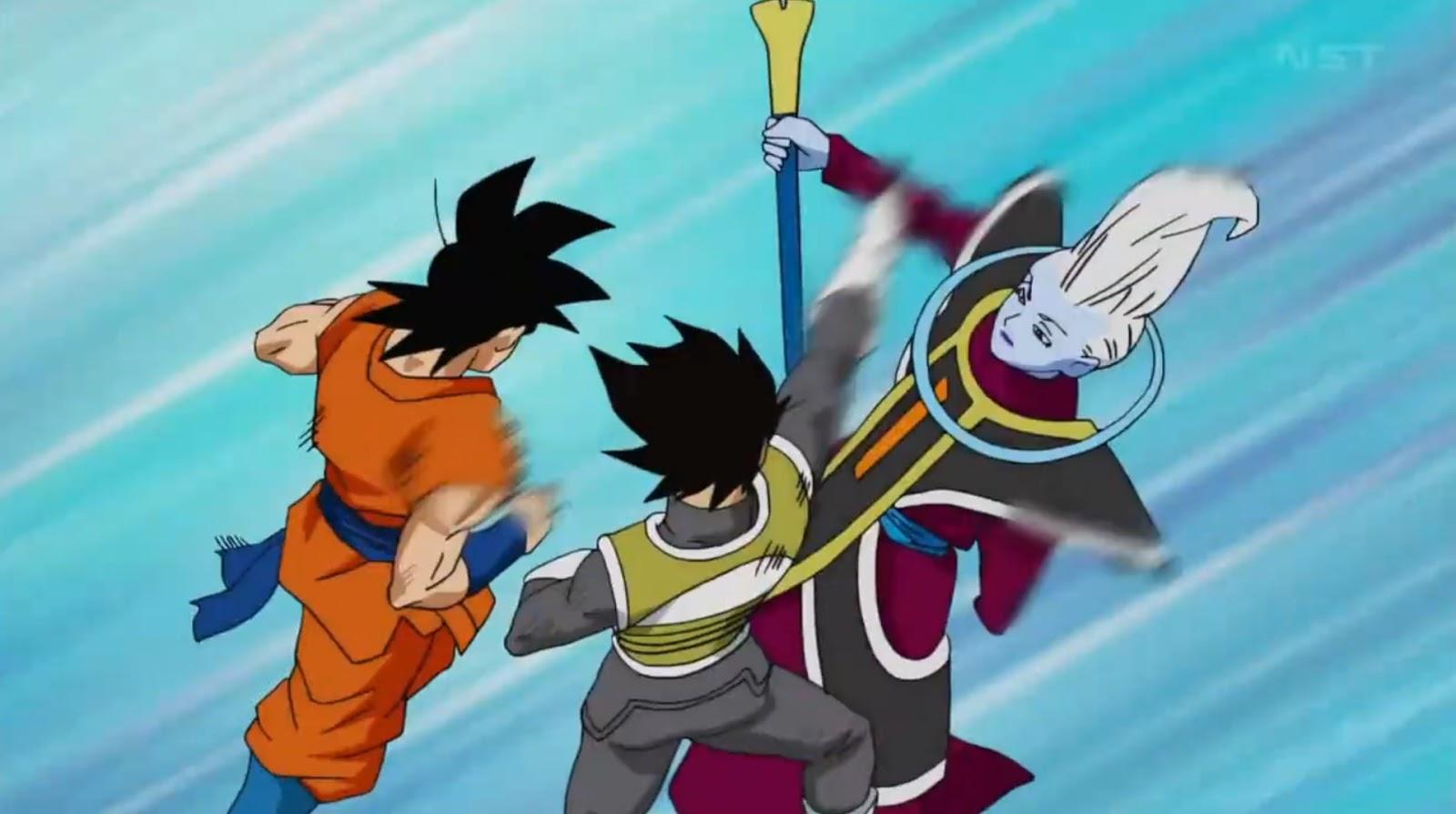 Dragon Ball Super: Episódio 18 – Eu também cheguei! Começa o treinamento no Planeta do bills!