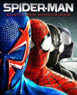لعبة Spider Man Shattered Dimensions