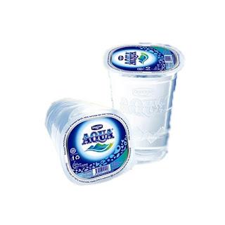 Harga Aqua Gelas Terbaru Bulan Ini 2017 Update | Bangun Harga