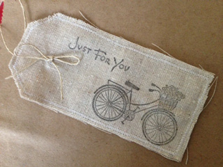 Linen Gift Tags