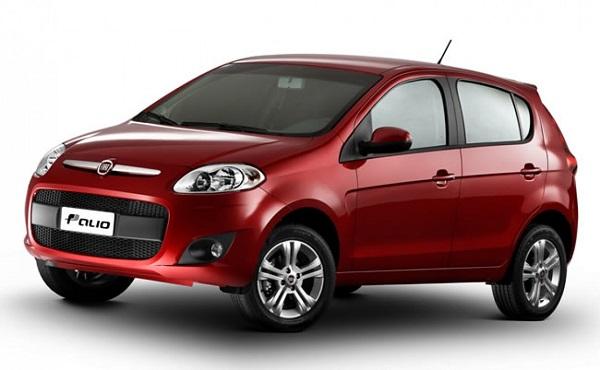 Ficha Técnica: Fiat Palio 1.4 Attractive