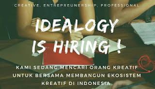 Lowongan Kerja Idealogy Di Yogyakarta