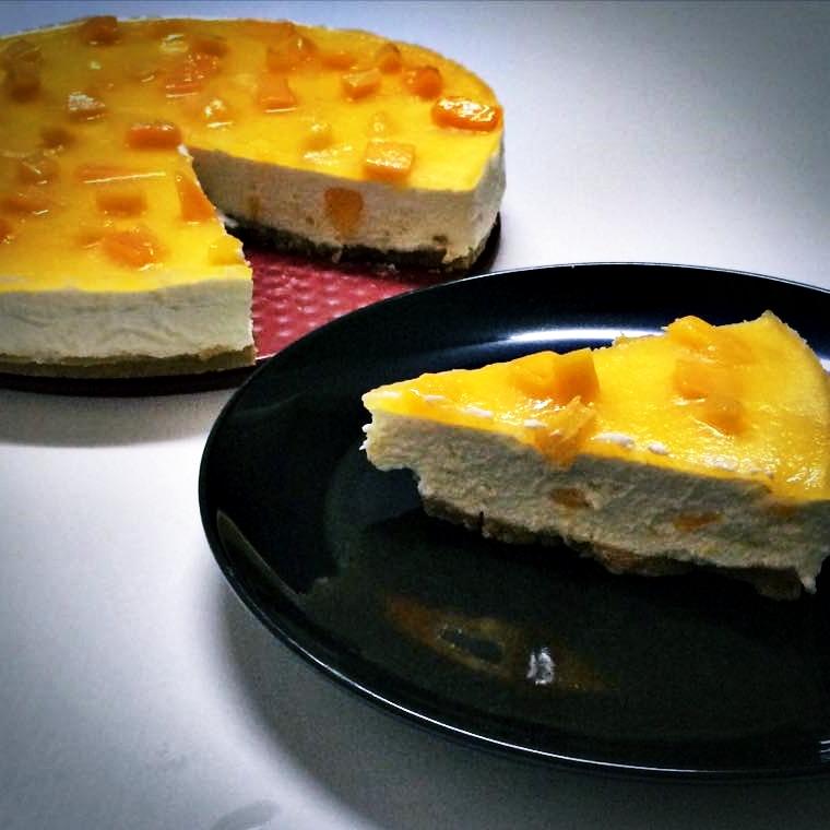 Resepi Cheese Cake Mangga Tanpa Bakar Copd Blog F