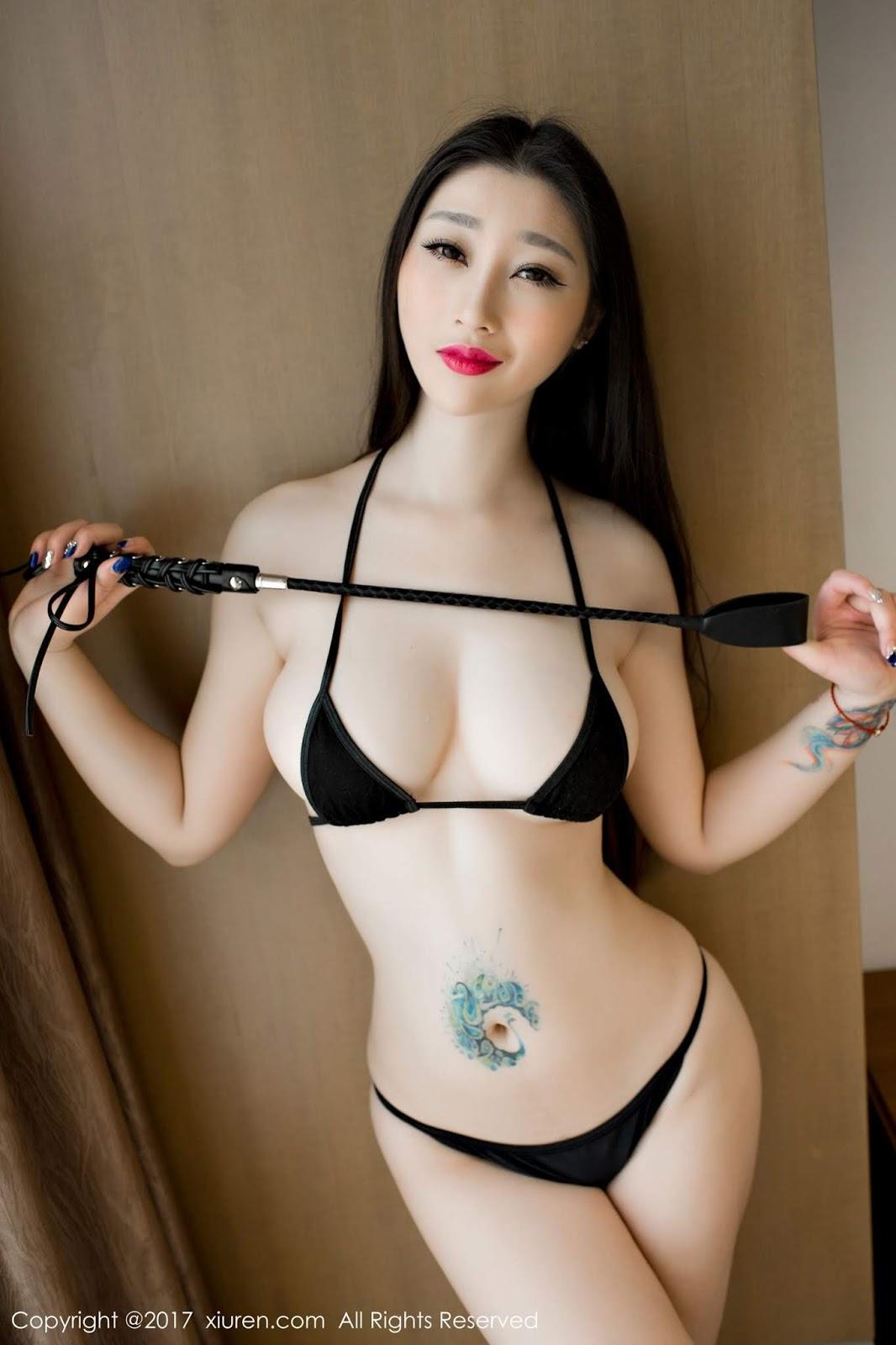 Chinese Model 妲己_Toxic XiuRen No 738 (69 Pict)