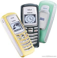 spesifikasi Nokia 2100