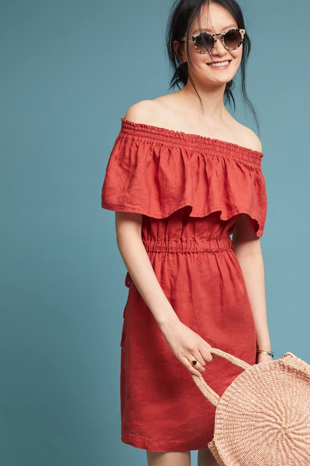 Picks from the Anthropologie May 2018 new arrivals :: Effortlessly with Roxy