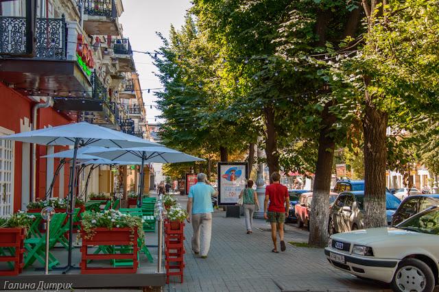 Воронеж Главная улица фото