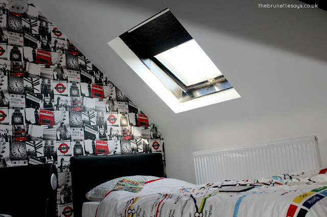 attic, bedroom, home improvements, VELUX