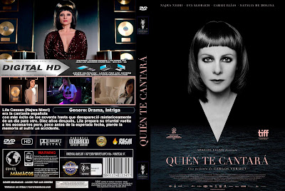 CARATULA QUIÉN TE CANTARÁ - 2019 [COVER DVD]