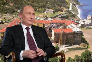 Βλαντιμίρ Πούτιν: Η μυστηριώδης επίσκεψη του Ρώσου προέδρου στο Άγιον Όρος