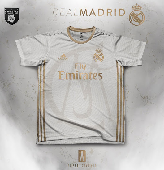 check out c8696 593fa Stunning Adidas Juventus & Real Madrid Concept Kits by ...