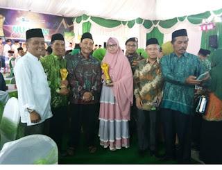 LAZIZNU Nganjuk Raih NU Jatim Award