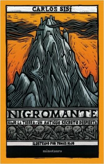Nigromante, la nueva obra de Carlos Sisí