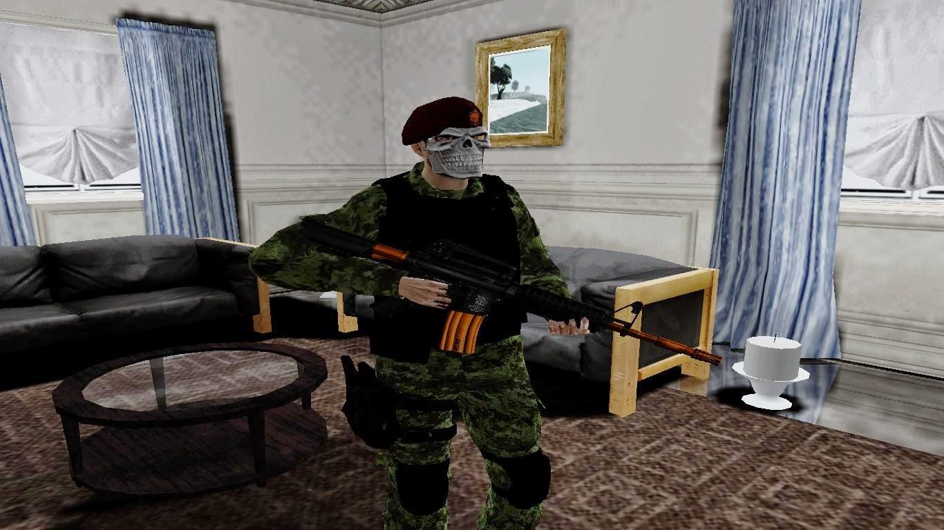 Weapon Pack Nitro Gta San Andreas 4