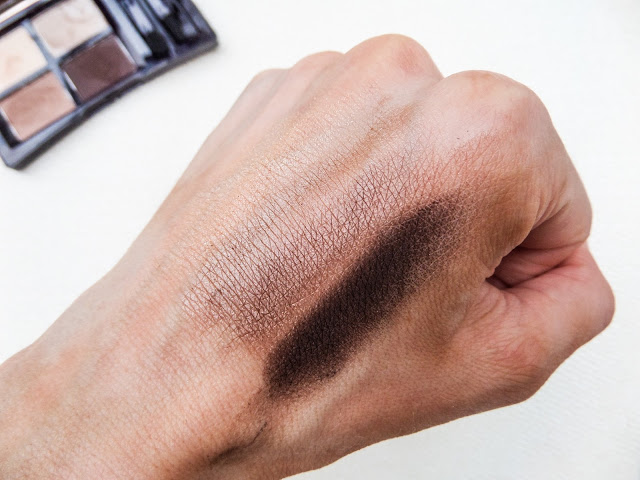 Yves Rocher Smokey Eyes Palette Swatch