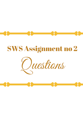 SWS Assignment no 2 questions