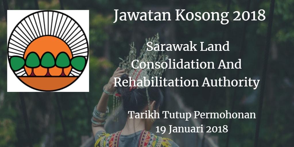 Jawatan Kosong SALCRA 19 Januari 2018