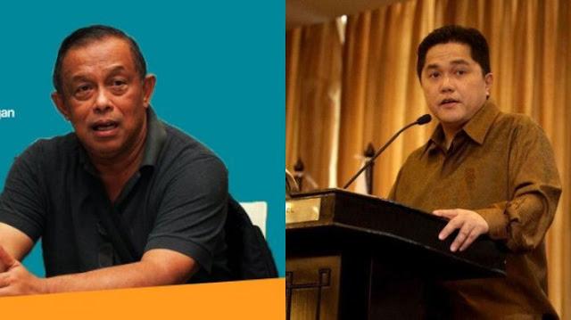 Ini Alasan Prabowo Belum Daftarkan Djoko Santoso sebagai Ketua Timses