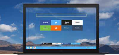 برنامج Yandex Browser لتصفح الانترنت