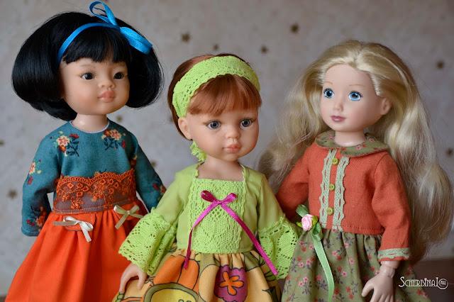 Игровые куклы для девочек, Паола Рейна, Paola Reina, Джолина Балерина
