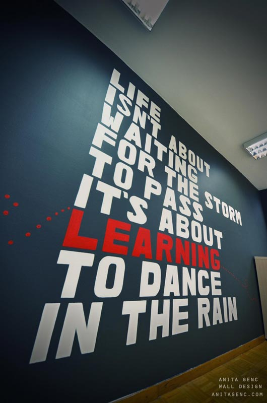 Typography Wall Art 30 Awesome Examples  JayceoYesta