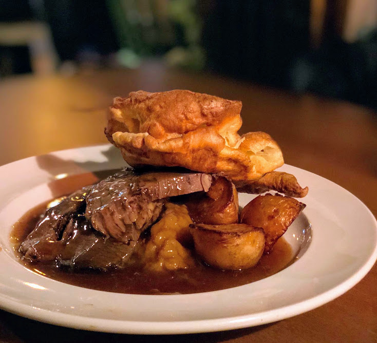 The Woodmans Arms Review | Sunday Lunch near Gibside - sunday roast