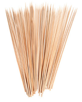batang kayu tusukan makanan