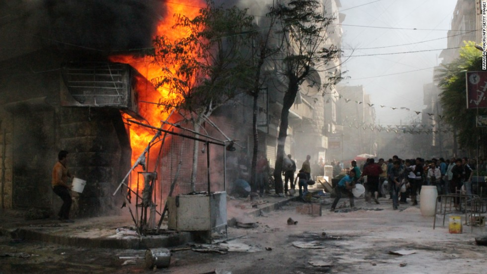 Unrest in Syria will stop in 2018