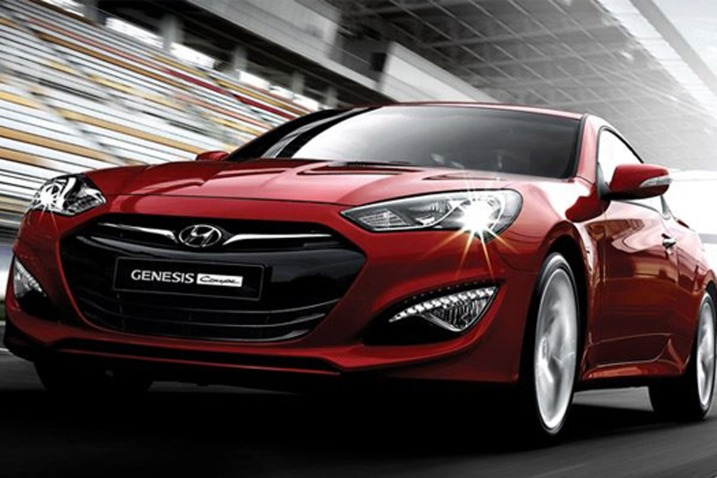 Look At the Car: 2013 Hyundai Genesis