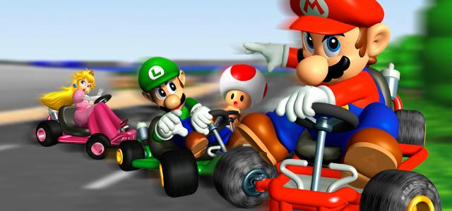 ¿Cuáles son tus Mario Karts Preferidos? Modelo_Fusion3