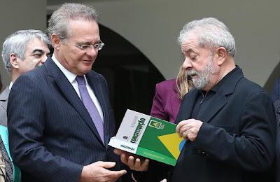 Lula e Renan, a vanguarda da democracia