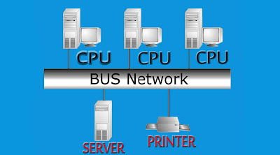Bus Topology Network