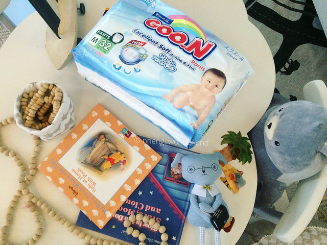 Japan's GOO.N Diaper Launch in the Philippines!