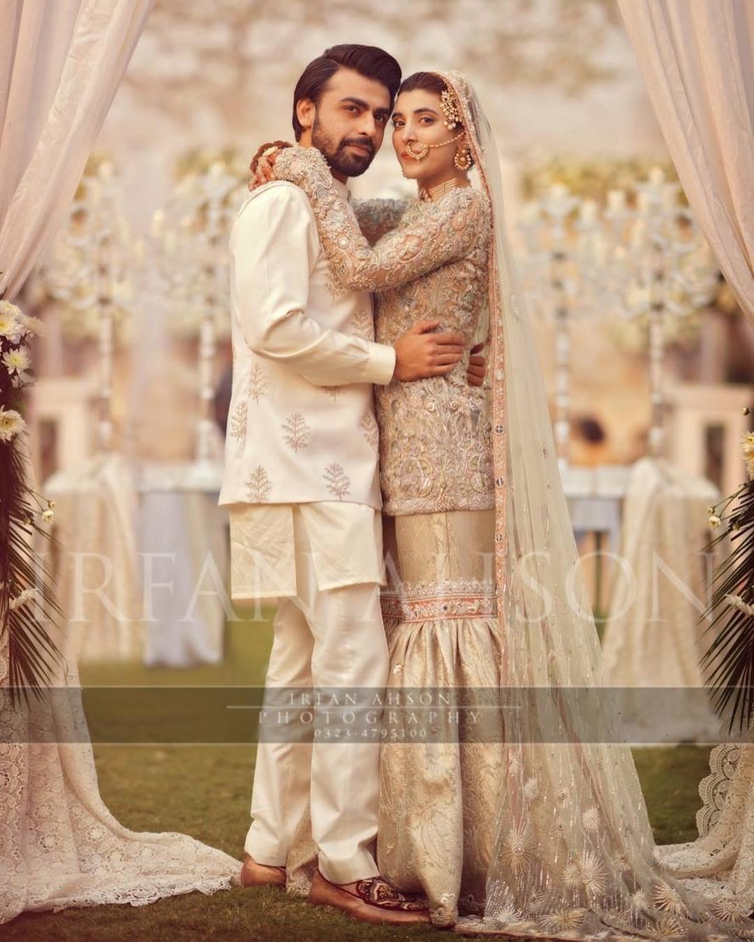 Urwa Hocane And Farhan Saeed Wedding Pictures Buzzpk