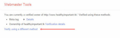 tutorial cara mendaftarkan blog ke google