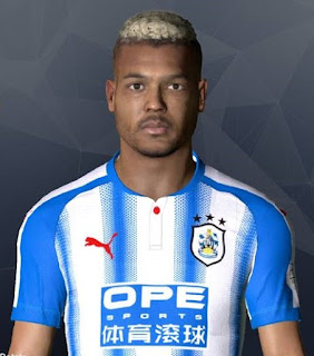 PES 2017 Faces Steve Mounié by Facemaker Ahmed El Shenawy