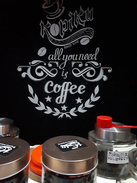 KOPIKU Cafe: Mbajing Pagerharjo, Samigaluh, Kulon Progo